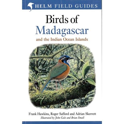 Birds of Madagascar and the Indian Ocean Islands (Hawkins..)