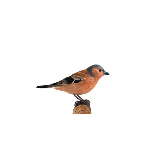 Chaffinch Wood Carving