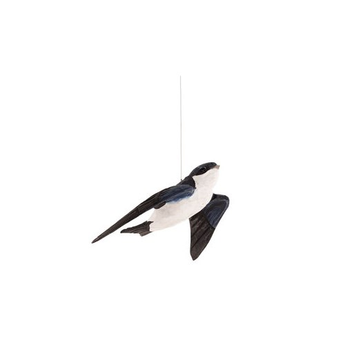 House Martin Wood Carving