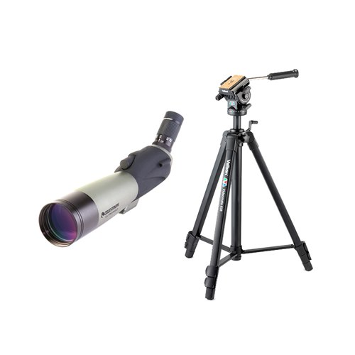 CELESTRON Ultima 20-60x80 Spotting Scope Kit