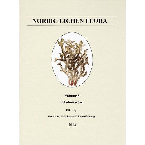 Nordic Lichen Flora. Vol 5 (Ahti, Stenros & Moberg)