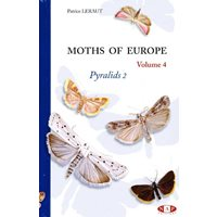Moths of Europe. Vol. 4 (Leraut)