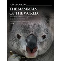 Handbook of the Mammals of the World HMW vol 5 (Wilson...)