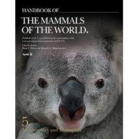 Handbook of the Mammals of the World HMW vol 5 (Wilson...)