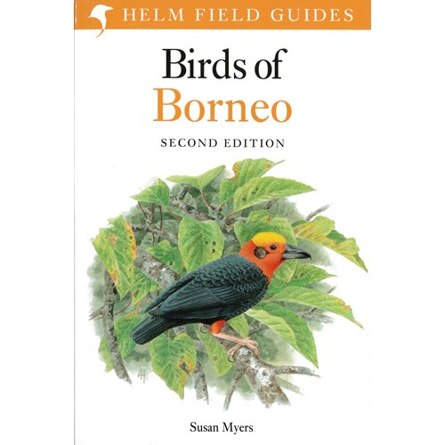 Birds of Borneo 2:nd edition (Myers)