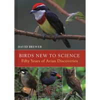 Birds new to sciense (Brewer)