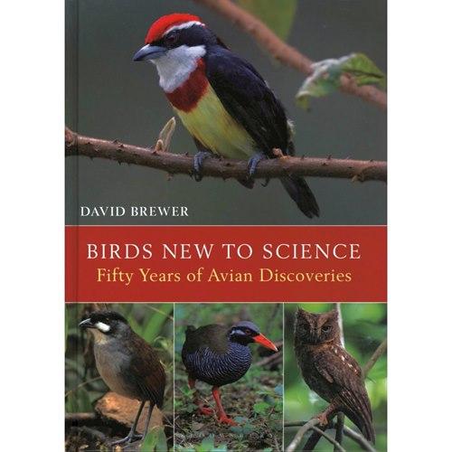 Birds new to sciense (Brewer)