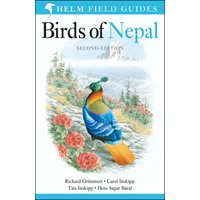 Birds of Nepal 2:nd edition (Grimmett & Inskipp)
