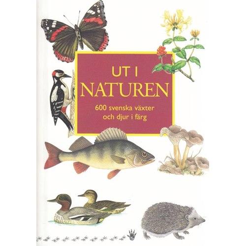 Ut i Naturen - 600 svenska växter & djur (Nordin m.fl)