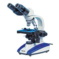 Mikroskop E-138, binokulärt. LED-belysning