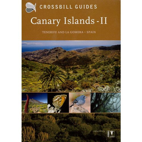 Nature Guide to Canary Islands II (Crossbill Guide)