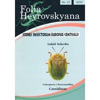Cassidinae (sköldbaggar) FHB 13 (Sekerka, L.)