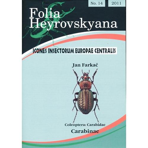 Carabinae (stora jordlöpare) FHB 14 (Farkac, J.)