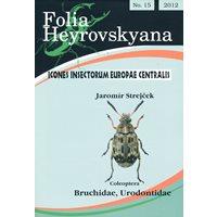 Bruchidae (bönbaggar) FHB 15 (Strejcek, J.)