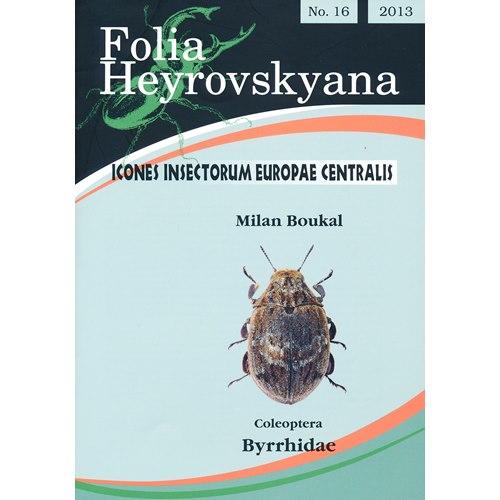 Byrrhidae (kulbaggar) FHB 16 (Boukal)