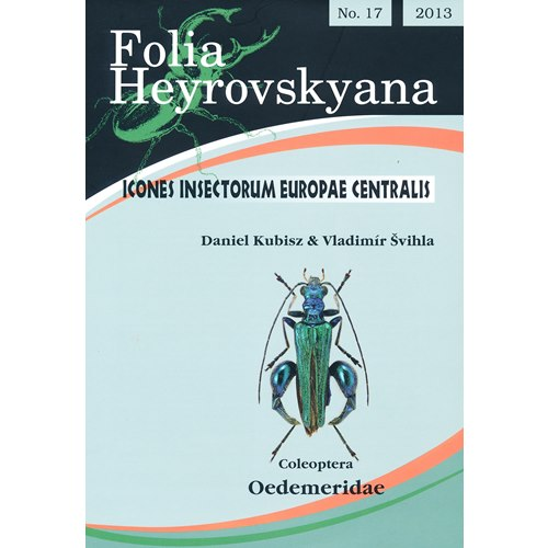 Oedermeridae (blombaggar) FHB 17 (Kubisz, D. & Svihla, V.)