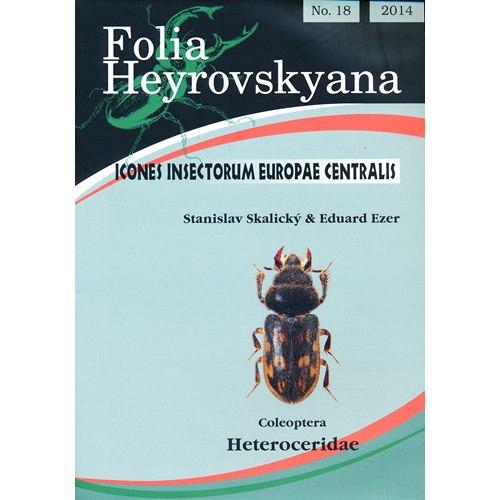 Heteroceridae (strandgrävbaggar) FHB 18 (Skalicky, E.)