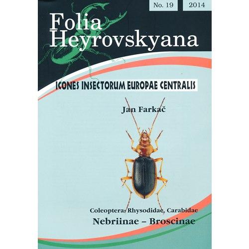 Carabidae 1 (Ground Beetles) FHB 19 (Farkac, J.)