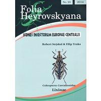 Lixinae (Snout & Bark Beetles) FHB 20 (Stejskal & Trnka)