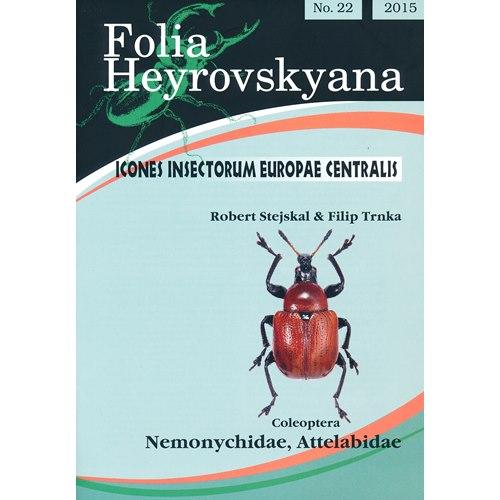 Nemonychidae, Attelabidae (Pine Flower Snout Beetles etc.) FHB 22 (Stejskal)