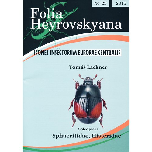 Histeroidae (Hister Beetles) FHB 23 (Lackner, T.)