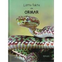 Lätta fakta om ormar (Berghs)