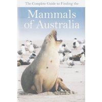 Finding Mammals of Australia ( Andrew)