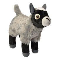 Soft toy Goat, 20 cm