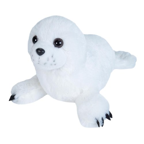 Soft toy White Seal pup