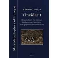 Microlepidoptera of Europe Tineidae (Gaedike) Vol. 7