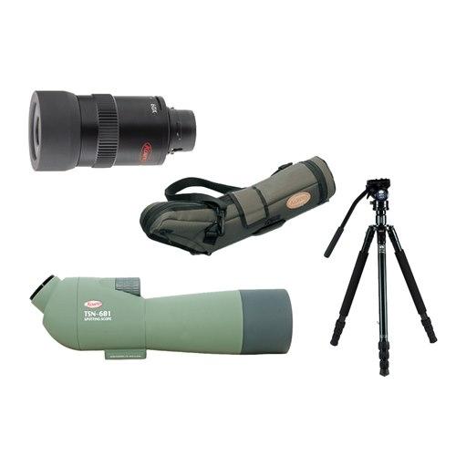 KOWA TSN-601 20-60x Spotting Scope Kit