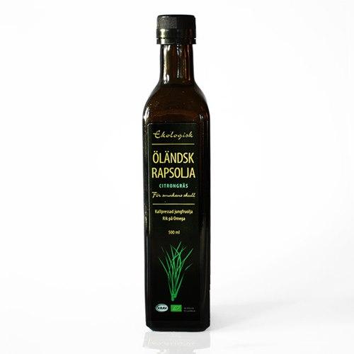 Rapeseed Oil from Öland - Lemongrass
