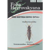 Agyrtidae, Silphidae (asbaggar) uppl.2 FHB 26 (Ruzick