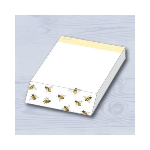 Noteringsblock Honey Bees