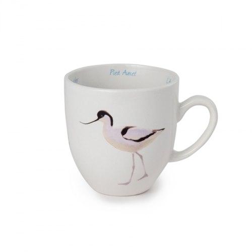 Avocet Porcelain Mug