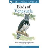 Birds of Venezuela (Ascanio & Rodriguez)