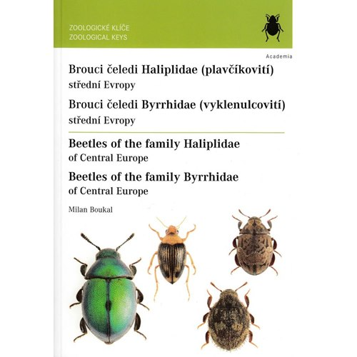 Beetles of the Haliplidae and Byrrhidae (Boukal)