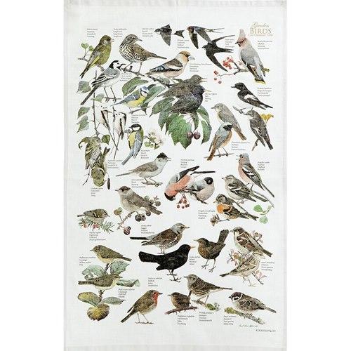 Towel Garden Birds