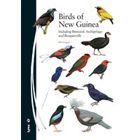 Birds of New Guinea (Gregory)