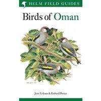 Birds of Oman (Eriksen & Porter)