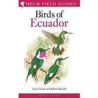 Birds of Ecuador (Freile & Restall)