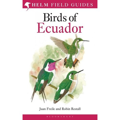 Birds of Ecuador (Freile & Restall)