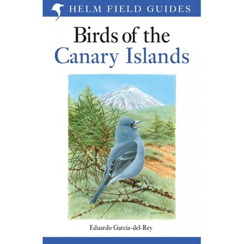Birds of the Canary Islands (Eduardo Garcia-Del-Rey)