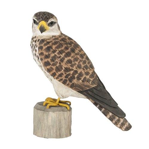 Merlin Wood Carving