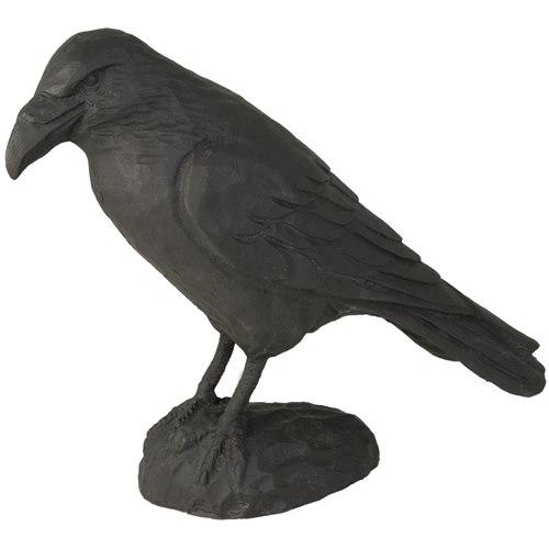 Cast Iron Raven