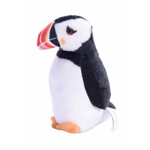 Singing soft toy Puffin