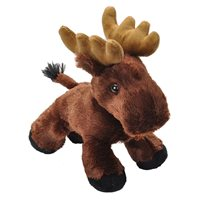 Soft toy Moose, 18 cm