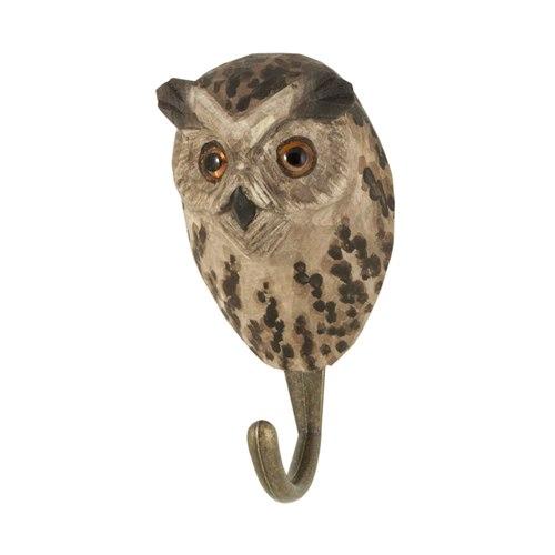 Hook Eagle Owl