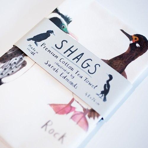 Handduk Shags