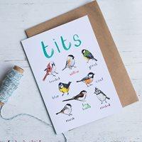 Card Tits